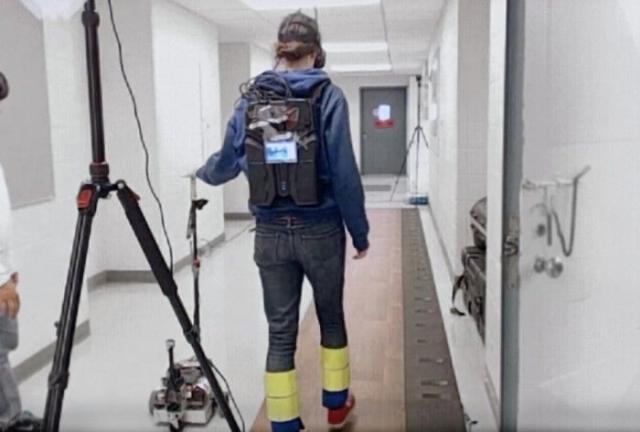 哥伦比亚公司新型LiDAR激光雷达机器人助手Canine 为视障者提供帮助