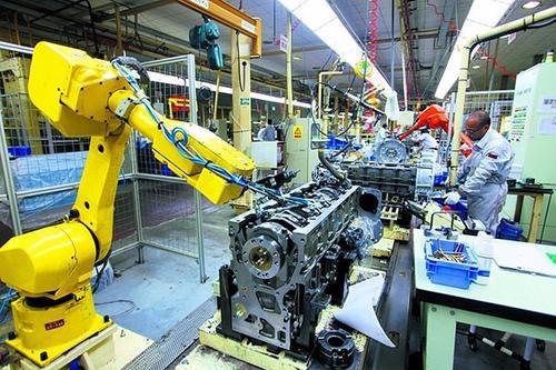 四大家族占领工业并联机器人行业中高端市场