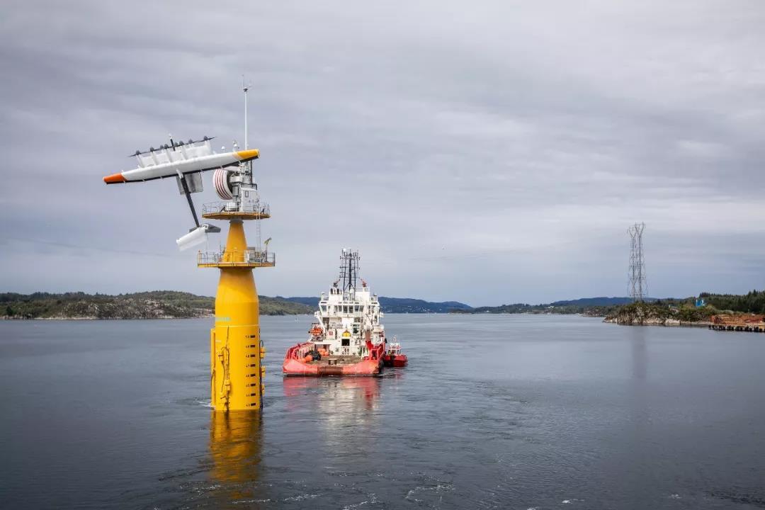谷歌壳牌联合开发的能源风筝完成首次海上试飞
