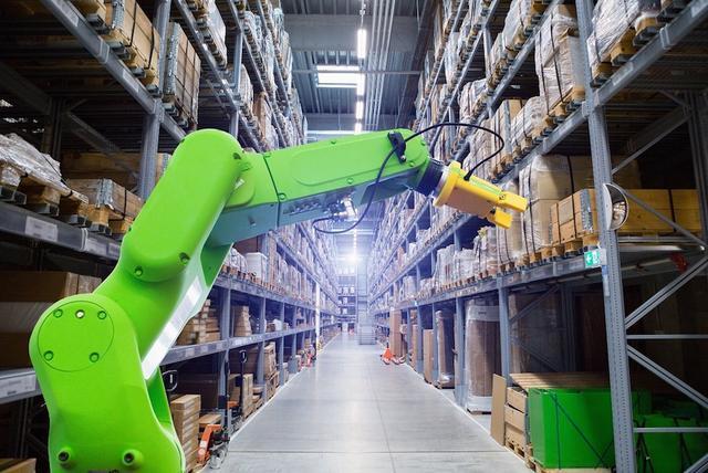 视觉拣选机器人帮助亚马逊解决最为头疼的仓库难题