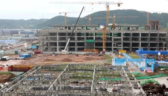 亚翔集成2.25亿元中标惠科光电第8.6代薄膜晶体管项目