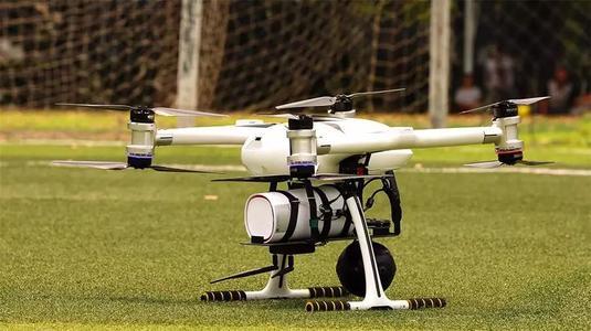 当无人机遇上5G 2019全球无人机出货量将达336.3万台