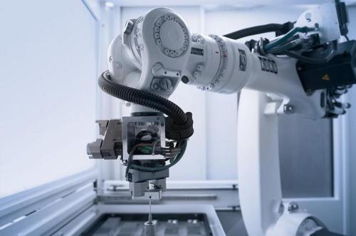 英特尔投资梅卡曼德 开发智能化工业机器人