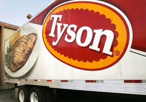 食品中含有橡胶碎片!泰森食品召回4万磅鸡肉饼