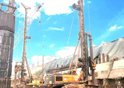 徐工征战世界宽度最大公铁两用桥--临港长江大桥