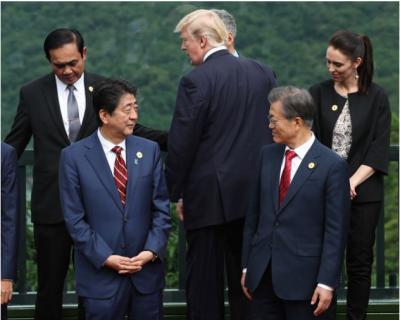 """日本再次向韩国""""开绿灯"""",批准对三星电子出口半导体工业材料"""