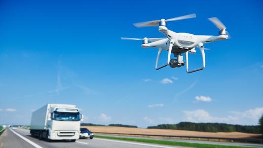 无人机助力智慧物流 防撞需求将带动感测及AI技术持续进化