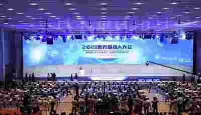 2021年中国机器人密度将突破130台/万人