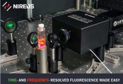 全球首创时间分辨发射光谱系统横空出世 由德意研制