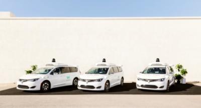 Waymo智能新产品机器人汽车在佛罗里达州进行测试