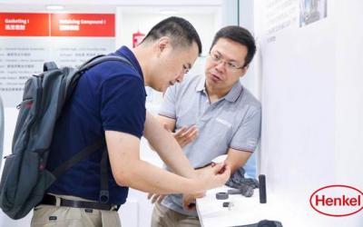 汉高携粘合剂产品亮相世界机器人博览会 加码机器人组装领域