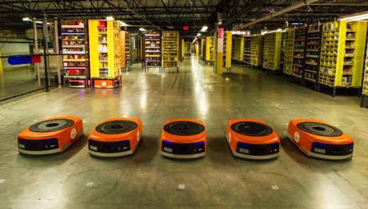 物流机器人全无人场景普及应用尚远