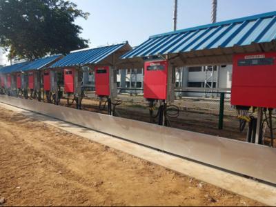 固德威为博世集团印度工厂提供光伏系统解决方案