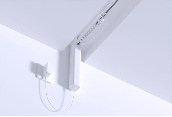 小米有品发布智能窗帘电机,用户可根据天气情况控制窗帘开关情况