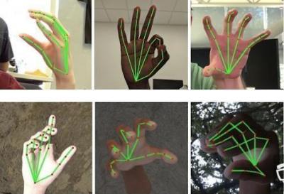 谷歌AI团队公布手掌追踪最新方法 在智能眼镜中实现AR系统控制