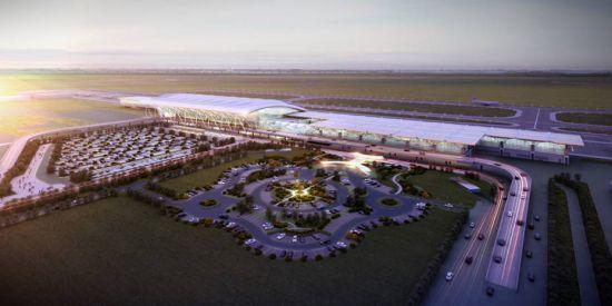 苏南硕放国际机场启动净空保护区域无人机联动处置机制