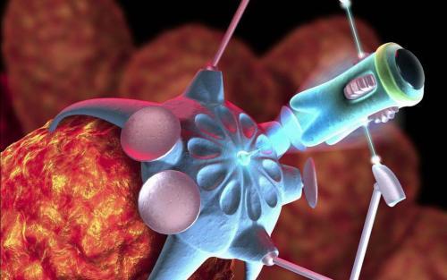 微纳米机器人在类生命视觉感知成像领域取得了重大研究成果