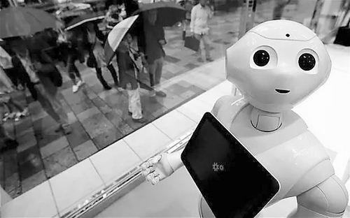 人工智能开启机器人新时代 商用服务机器人迎来发展黄金期