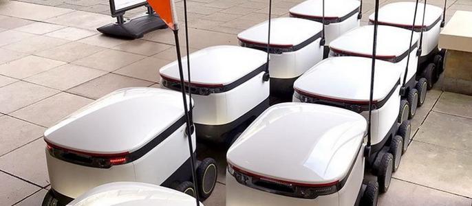 机器人初创公司Starship获得4000万美元A轮融资