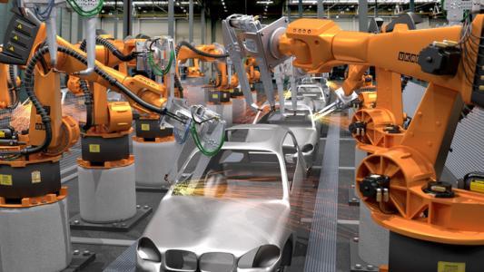 2020年工业机器人人才缺口将达300万