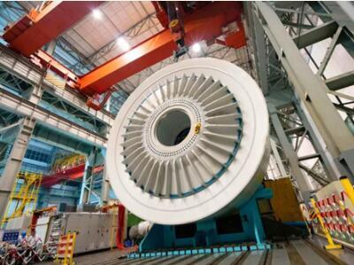 国内首台10兆瓦海上永磁直驱风力发电机研制成功