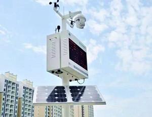 青海省大气探测技术保障中心完成雷电监测设备巡检工作