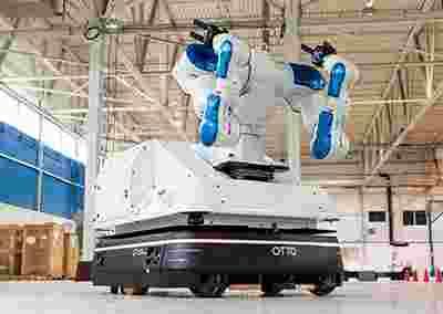 2030年 支持SLAM的自主移动机器人安装基地将超过1500万