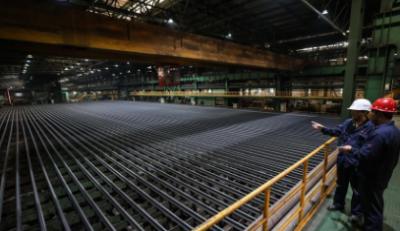 鞍钢股份半年净利润下降七成 进军新型碳材料领域迈重要一步