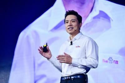 """百度李彦宏宣布进一步升级""""云+AI""""战略,提高百度智能云的战略地位"""