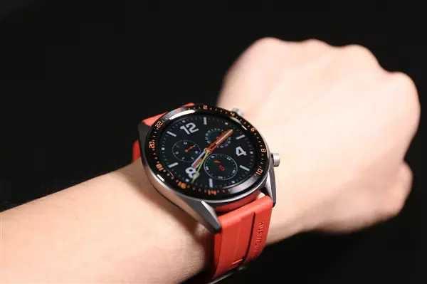 华为Watch GT 2渲染图曝光:首款搭载鸿蒙系统的智能手表