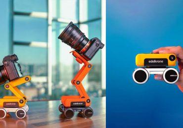 电影设备商Edelkrone推出3D打印相机小车 满足多角度拍摄