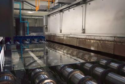 旗滨集团65吨高性能电子玻璃生产线引头子成功 进军高端玻璃市场