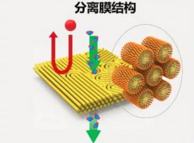 东华大学研制出高选择渗透性纳米纤维分离膜 有望用于海水淡化