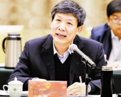 天津水务集团原董事长陈振飞涉贪污受贿行贿被提起公诉
