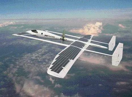 新型光伏动力可为无人机提供数天留空动力
