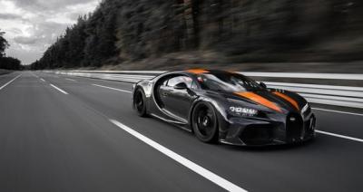 新的世界汽车极速记录来了!布加迪创下490.484km/h汽车极速