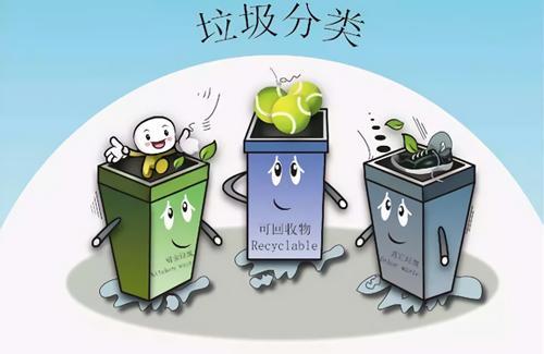 青岛垃圾分类立法本月出台