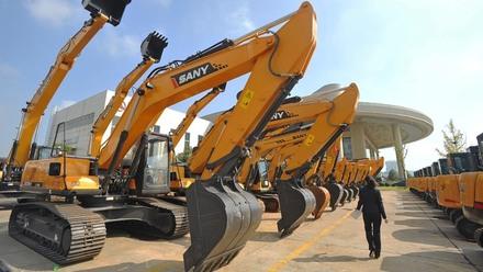 这家工程机械巨头和长三角的故事 扎根上海一年卖出47000台