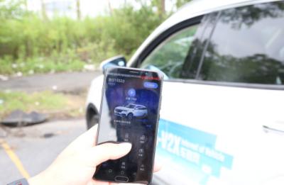 众泰汽车正在开发汽车蓝牙钥匙功能 不带钥匙也能开车