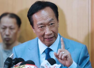 富士康郭台铭投资610亿元的广州工厂正寻求新的注资