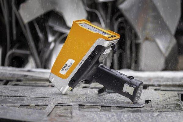 奥林巴斯新款Vanta Element型号分析仪全球重磅首发