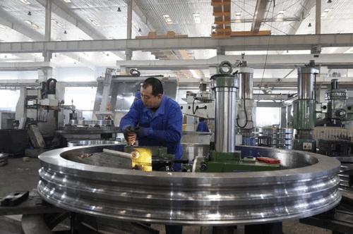 瓦轴风电轴承突破瓶颈工艺技术 实现产能大幅度增长