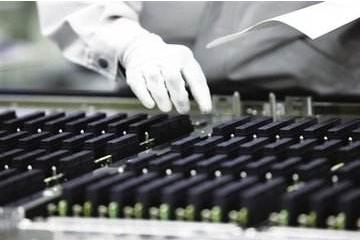 紫光集团等加速推动国内存储器产业的布局,美光等3大厂垄断九成DRAM