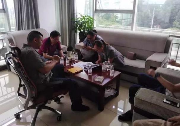 走航监测联合专家坐诊 蒲江打出大气污染防治组合拳
