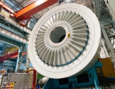 舍弗勒为国内首台自研10MW海上风机提供主轴轴承