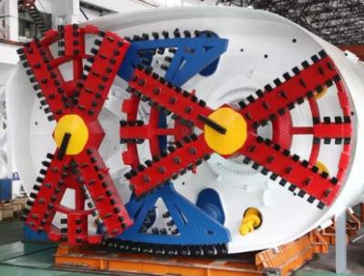 """上海隧道国产""""863""""系列盾构机攻克两个全球性技术难题"""