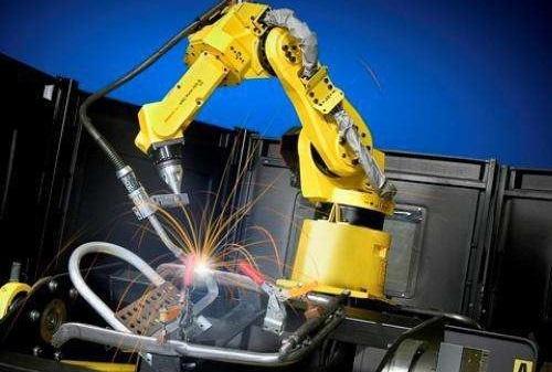 焊接机器人的电弧传感器有什么技术优势?