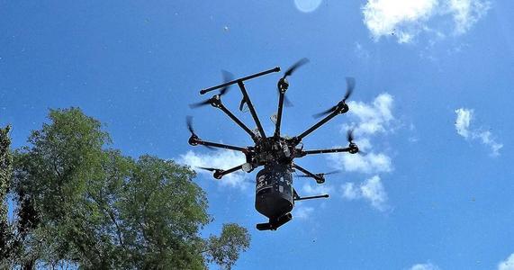 """高效阻断疟疾传播新""""武器"""" :无人机航拍实时监控"""