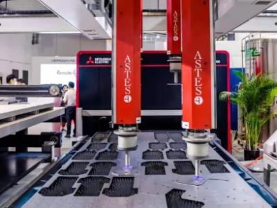 三菱电机激光加工自动化分拣系统正式发售