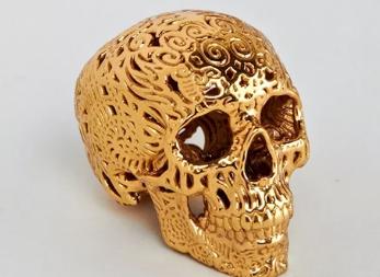 颅骨缺损怎么办?3D打印+高分子合成材料或能再造完美的颅骨